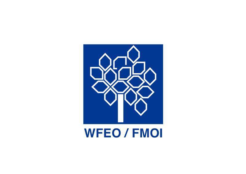 الاتحاد العالمي للمنظمات الهندسية (WFEO) يقدم شكره إلى نقابة المهندسين العراقية بشان دعم إعلان الرابع من اذار يوم الهندسة العالمي